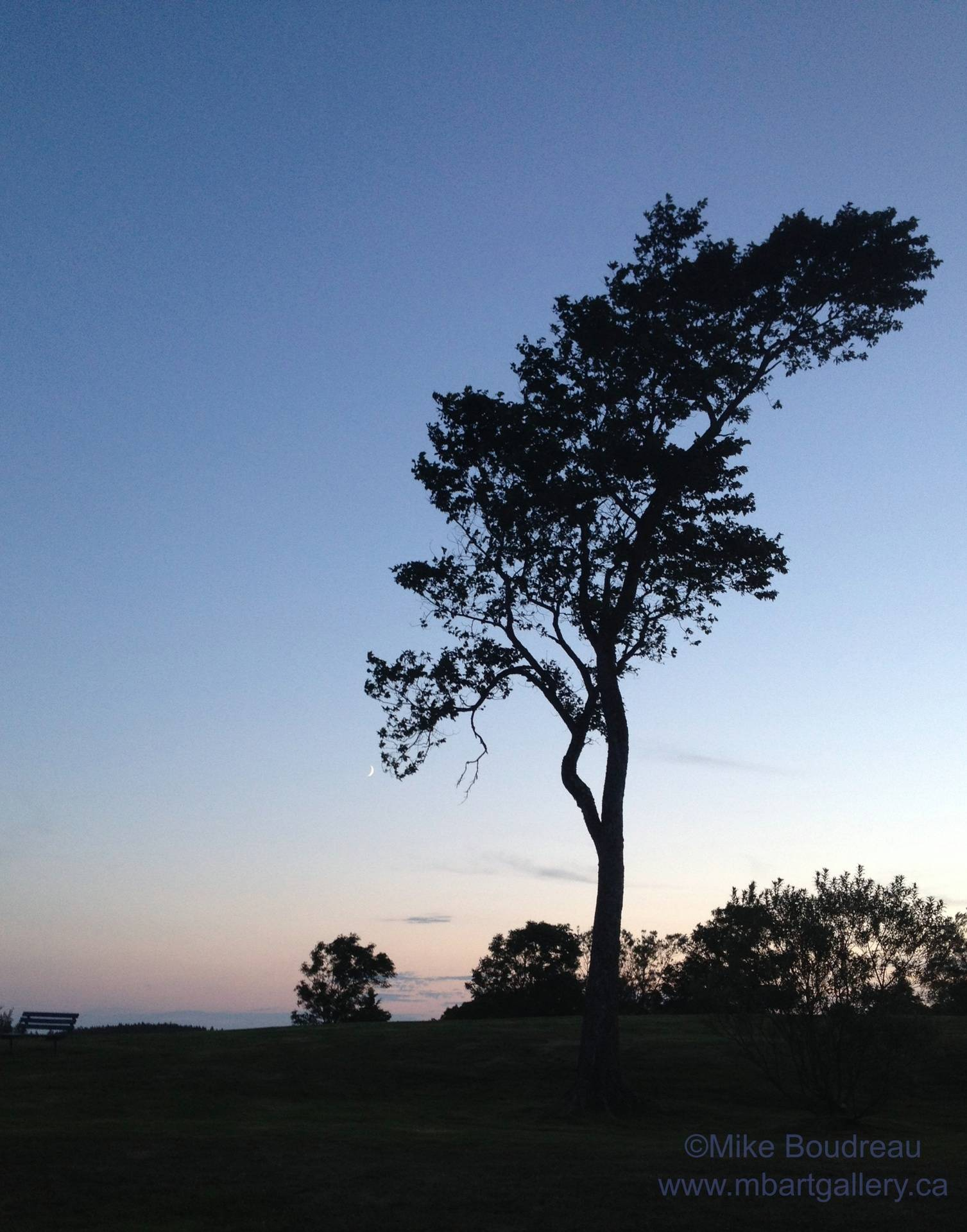 Sunset Seaside Park, Saint John NB