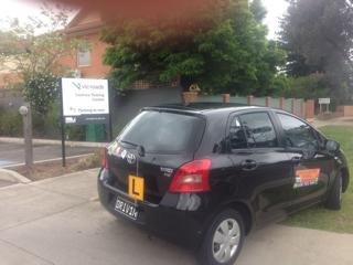 Driving School Werribee - Toyota Yaris - Automatic Transmission