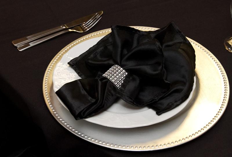 Regal napkins