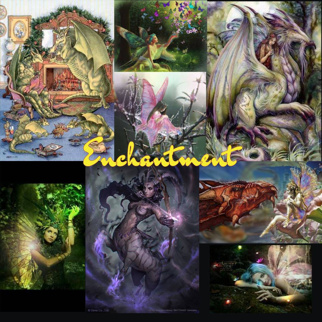 Enchantment Collage
