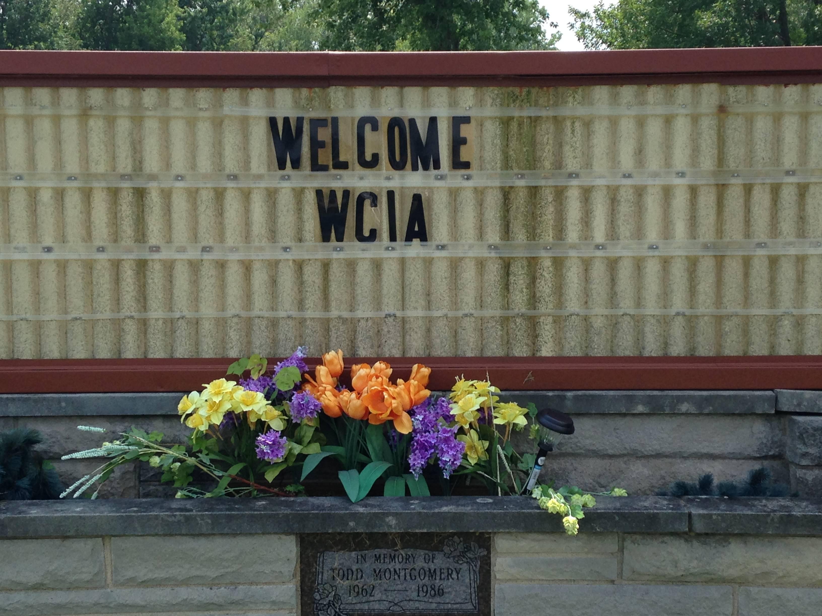 WCIA visits