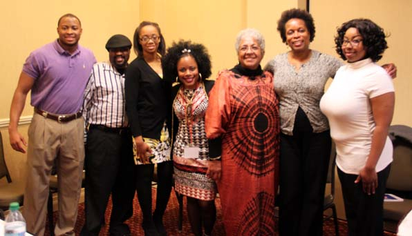 Presentation of  the Race and Ethnic Studies Journal at the African American Studies 2014 Conference