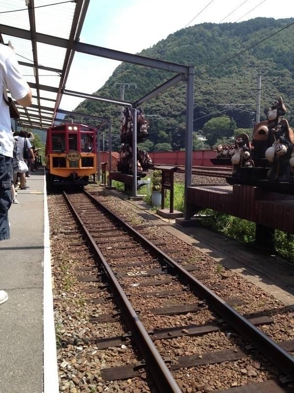 Train Arriving!!!