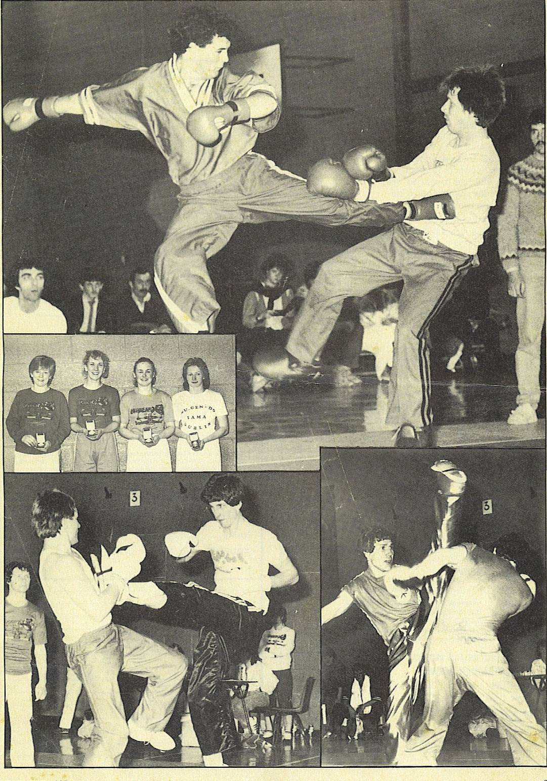 Spin Kick by George Canning Jnr