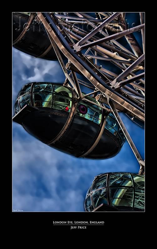 London Eye, London, England