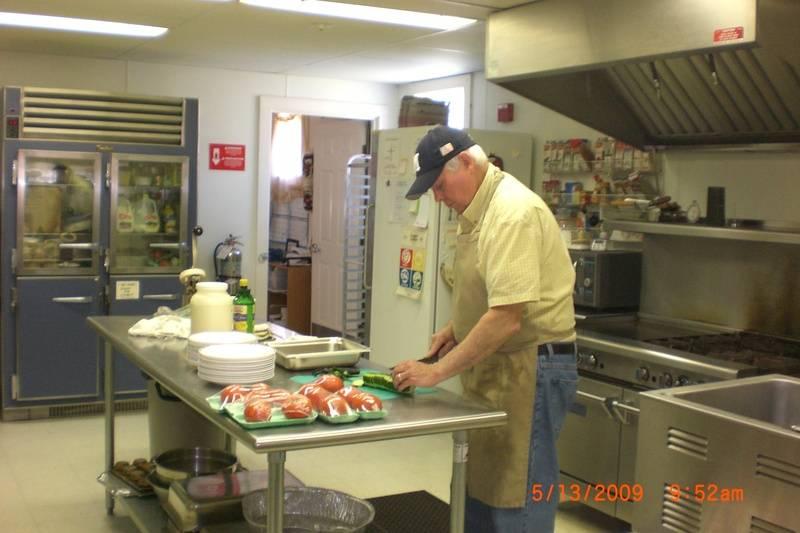 Chef Hank