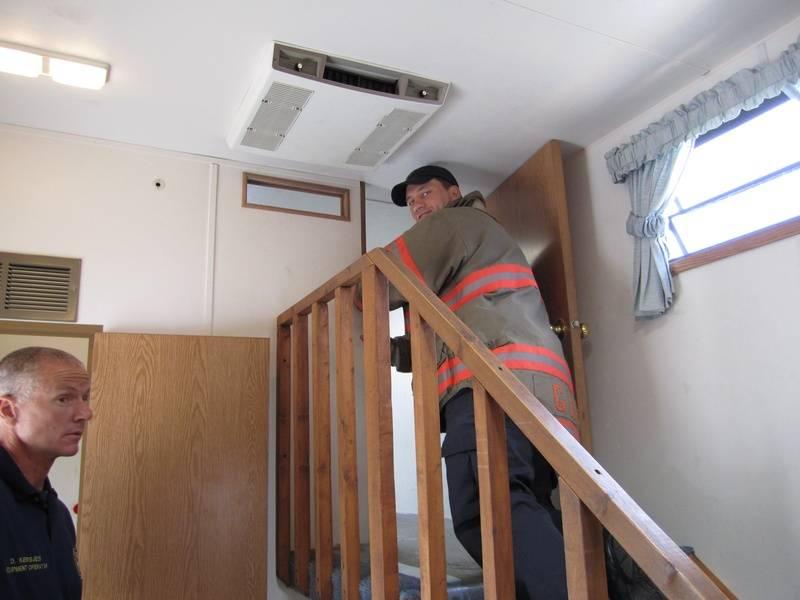 Grand Rapids Firefighter