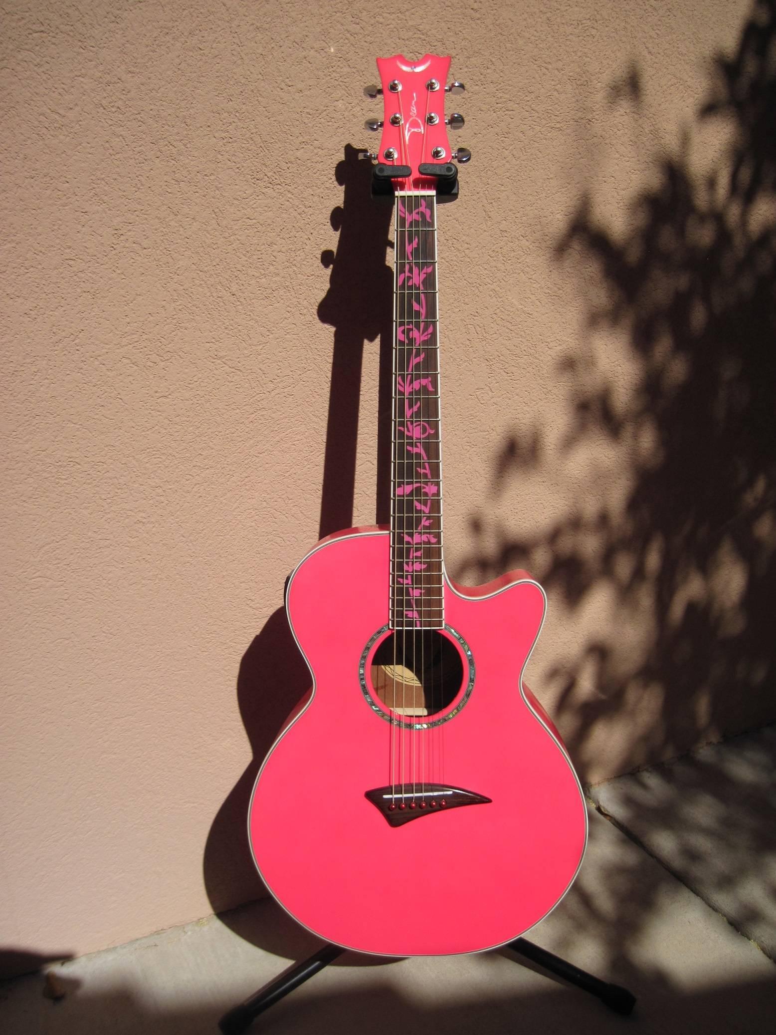 2013 Dean Performer E Acoustic-Electric Guitar