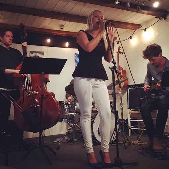 Live at Bluebird