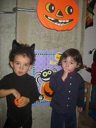Halloween Family Disco - 2006