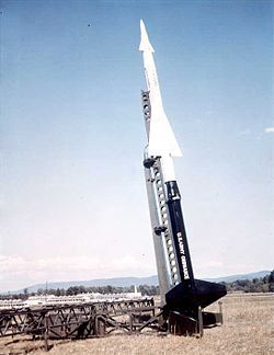 Nike Missiles: