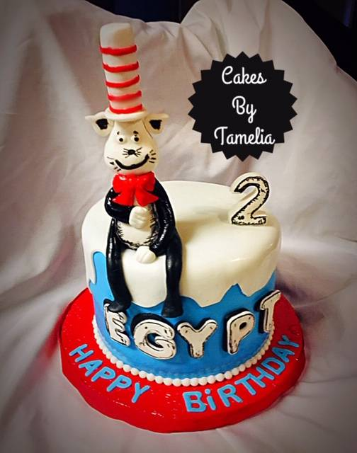 Dr Suess Birthday Cakes