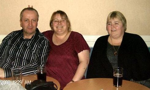 Julien, Karen & Tracey
