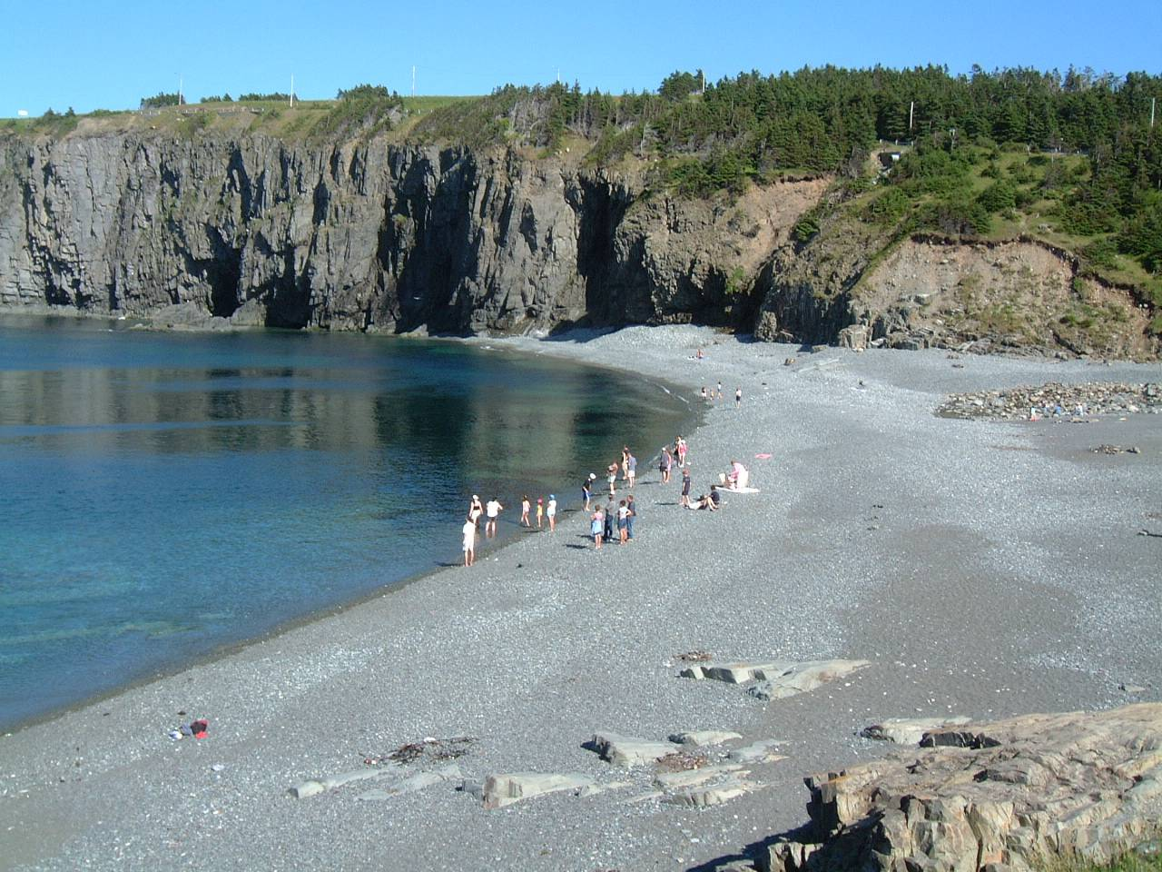 Middle Cove Beach