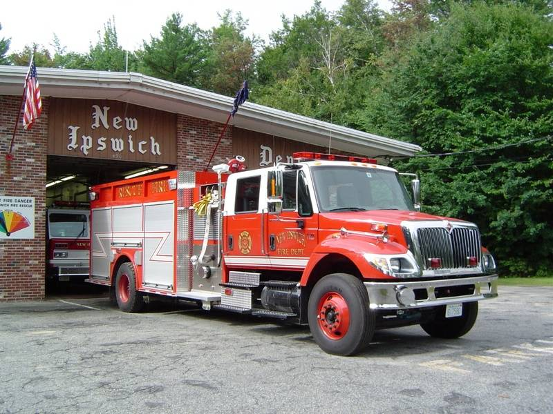 New Ipswich Fire Dept.