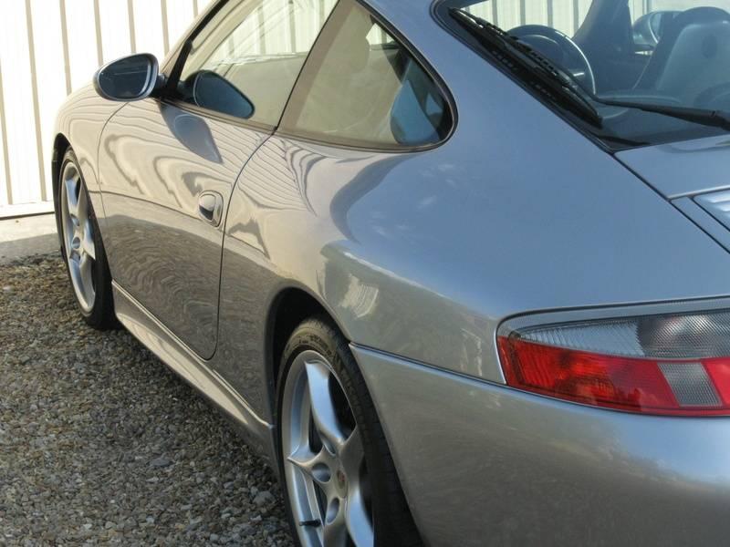 996 Aniversary GT silver
