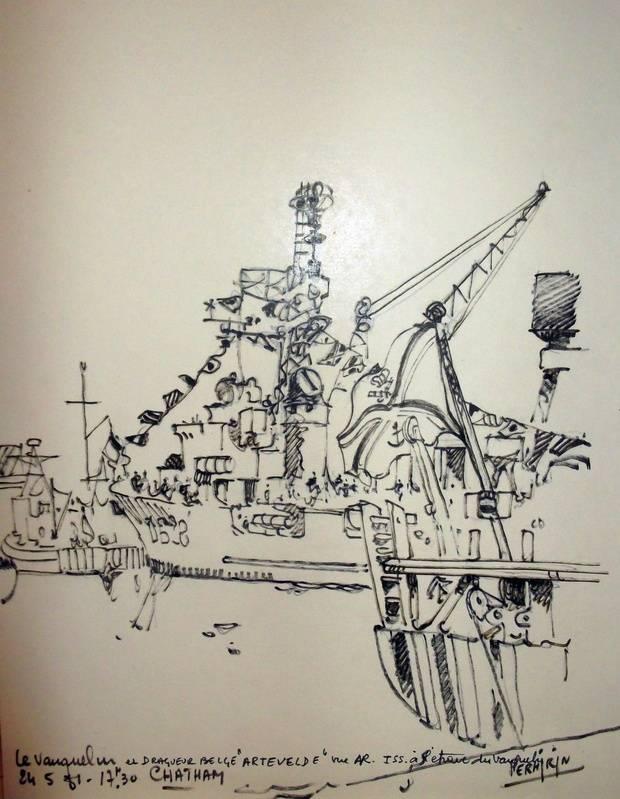 le VAUQUELIN Chatham 35 x 27 cm