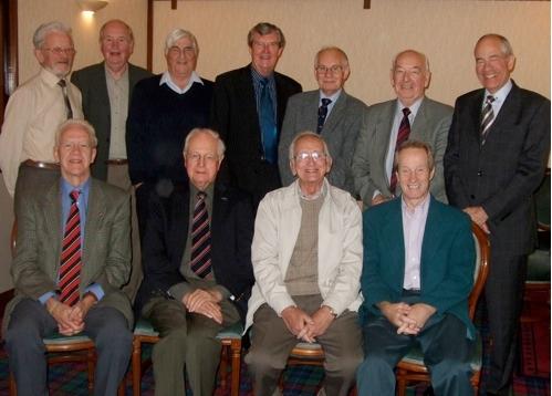 The Scottish brethen