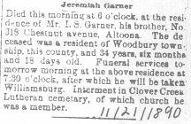 Garner, Jeremiah 1890