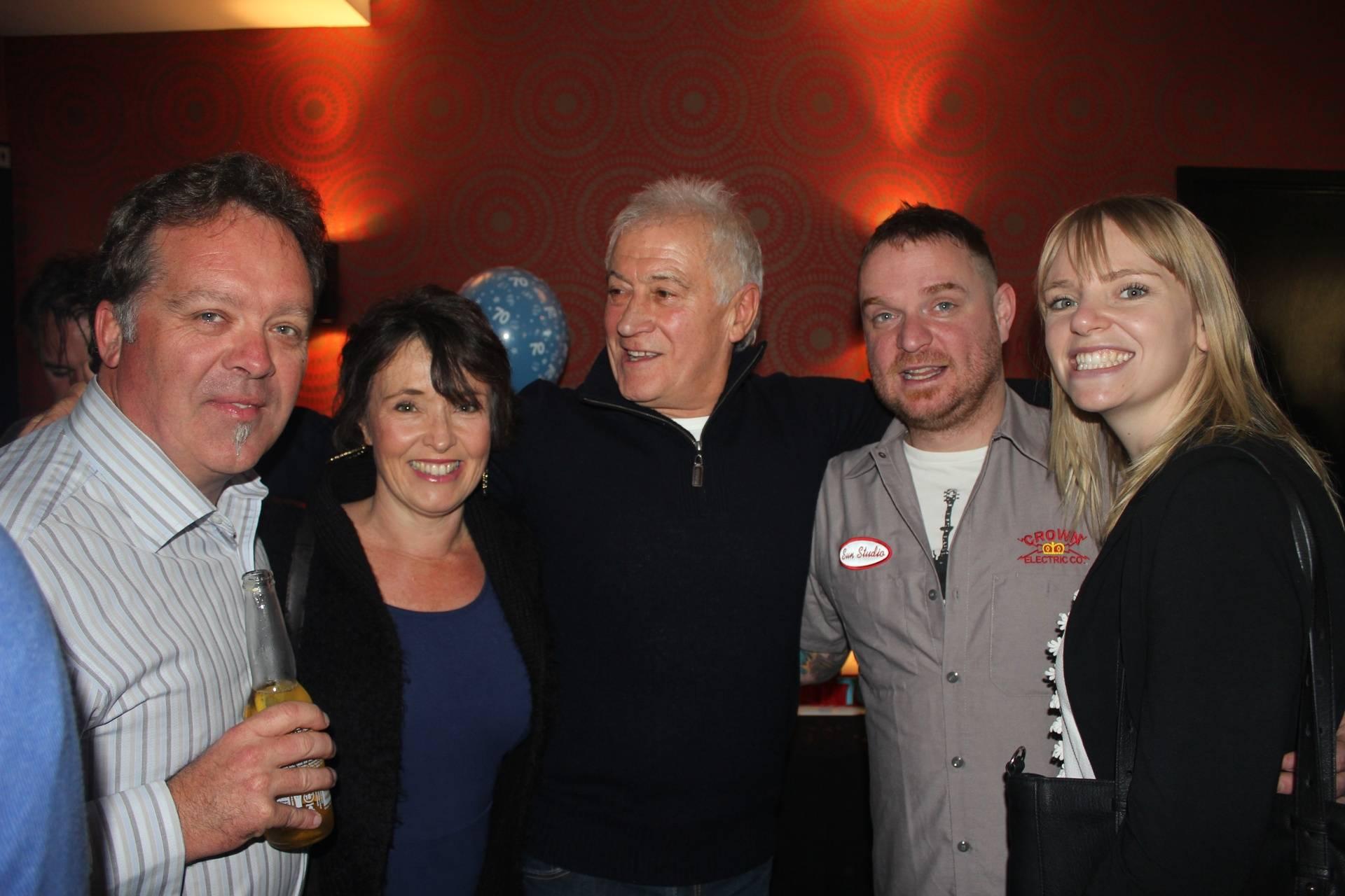 Phil, Deb. Ron, Shaun & Christie