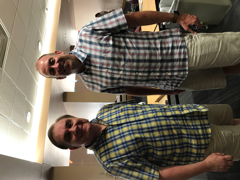 Dr. Randy Kohlenberg & Dr. Alan LaFave