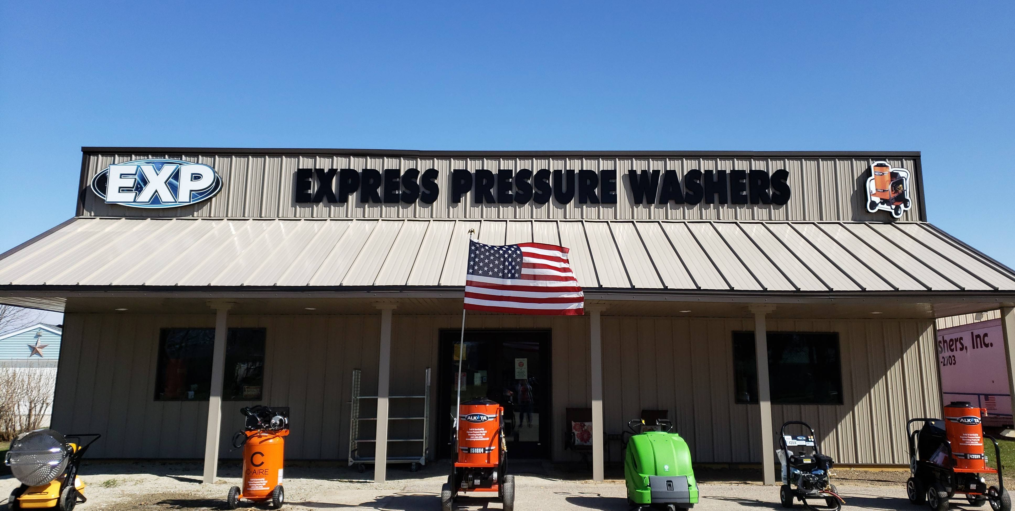 Express Pressure Washers