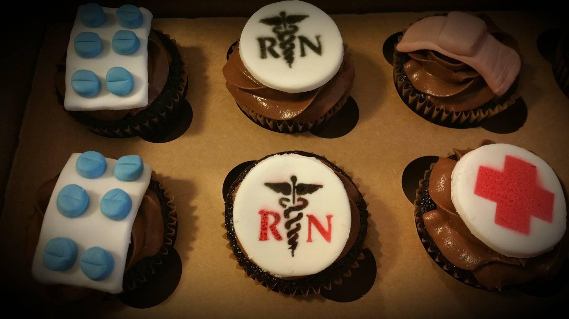 RN/Medical Cupcakes