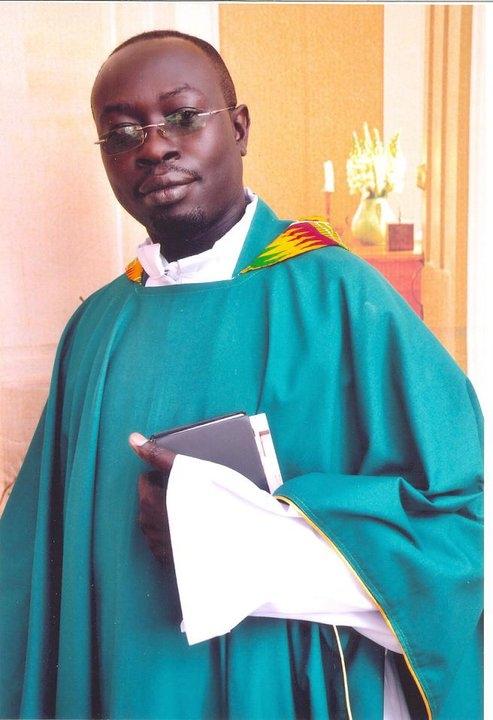 Father Mourice Ojow