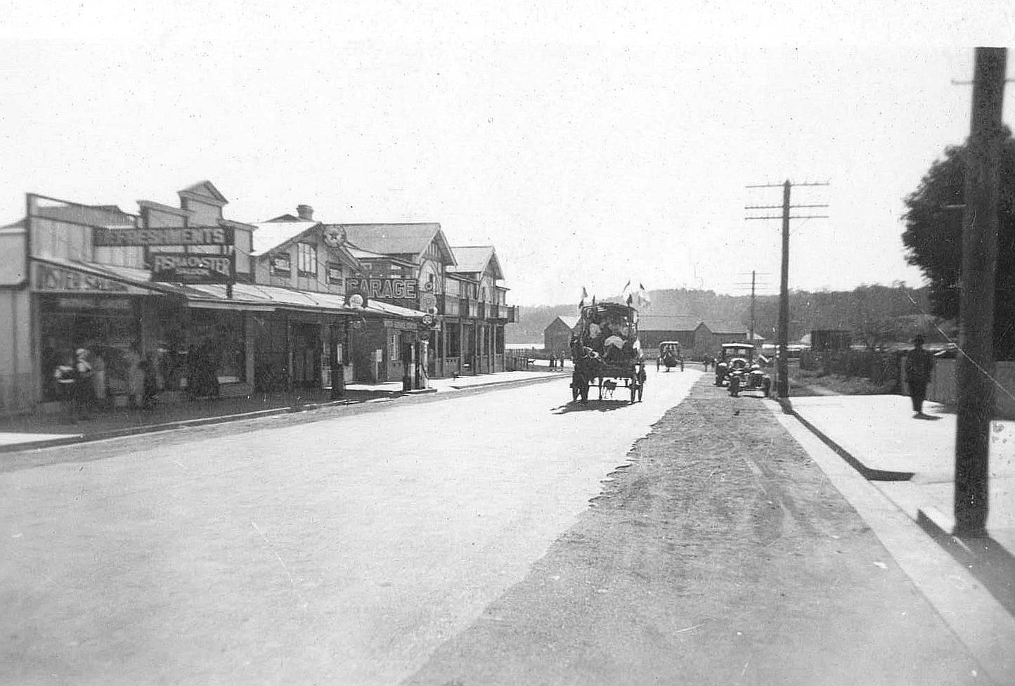 Batemans Bay, 1920s