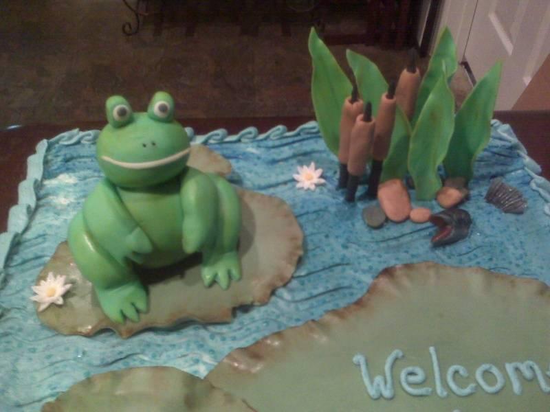 Hoppy Birthday closeup