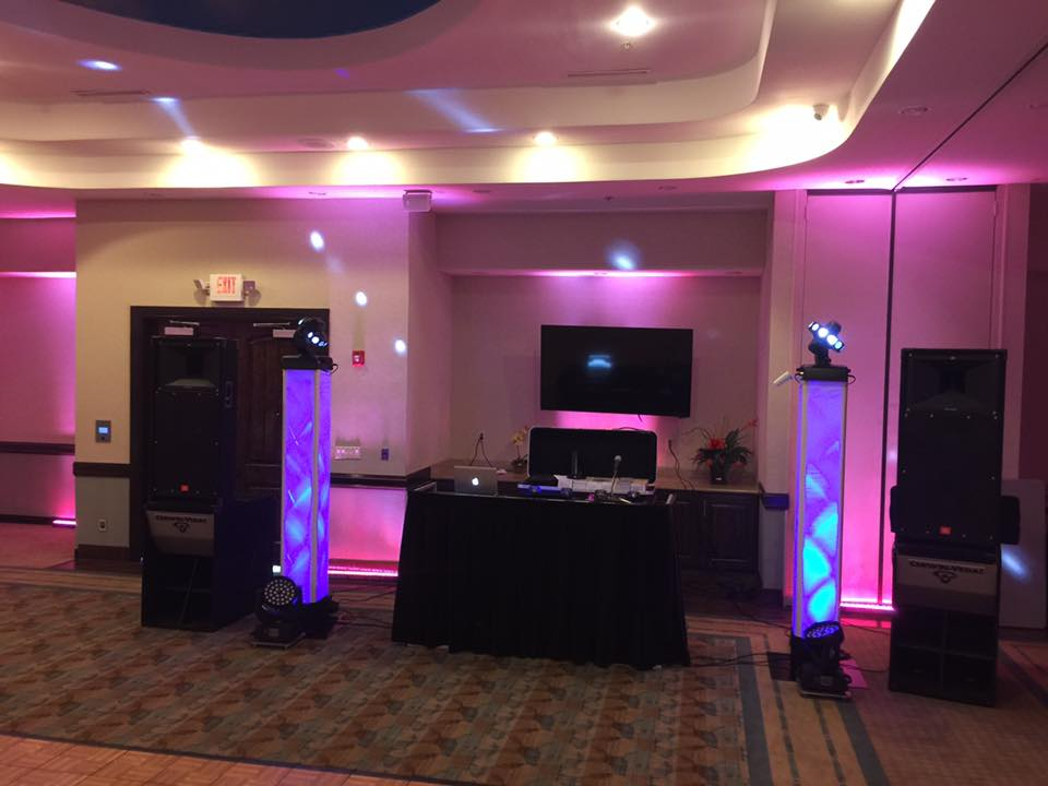 DJ George's System at Hilton Gardens