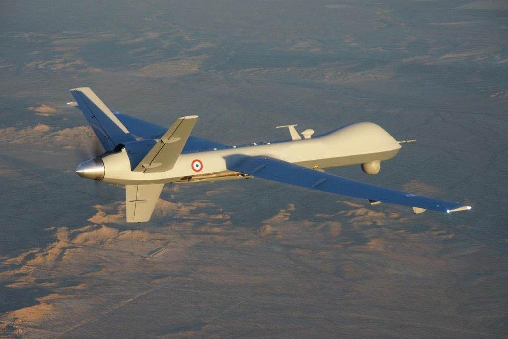 Drone militaire