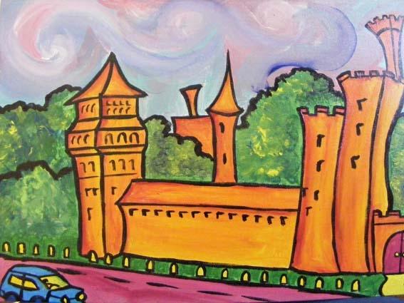 Castell Caerdydd/Cardiff Castle
