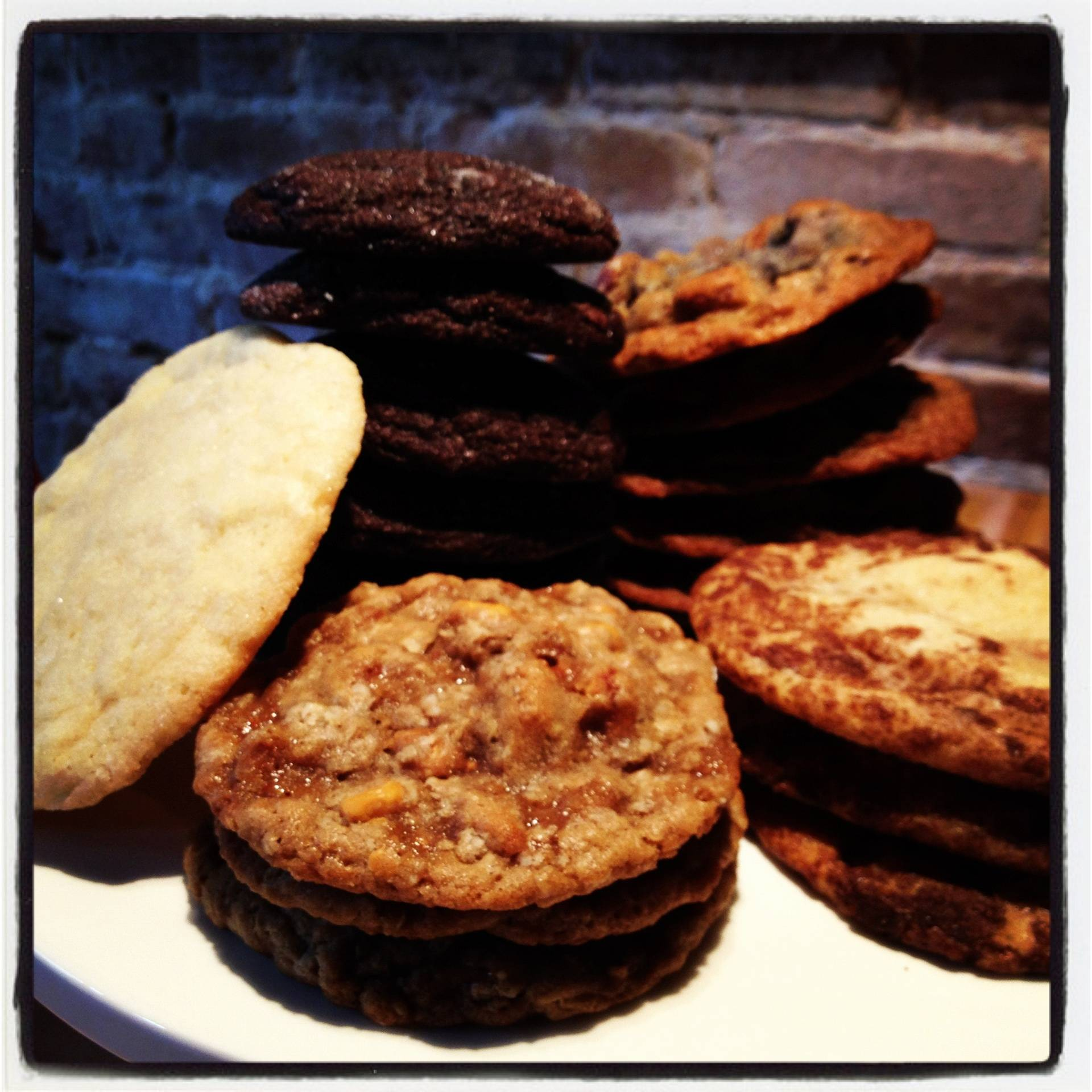 Our super-popular, world famous cookies!