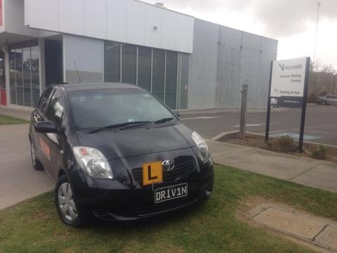 Driving School Altona - Toyota Yaris - Automatic Transmission