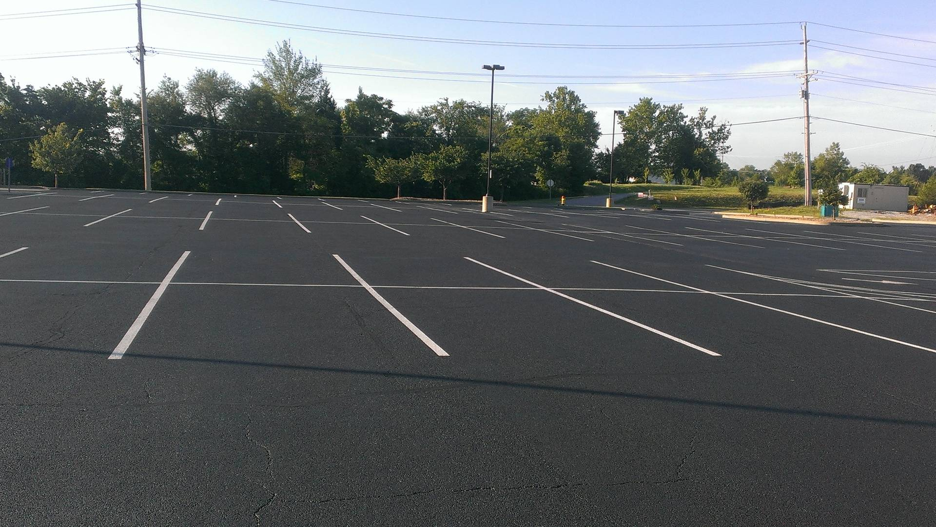 Completed by NuCoat Sealing,LLC in Arnold, Missouri.