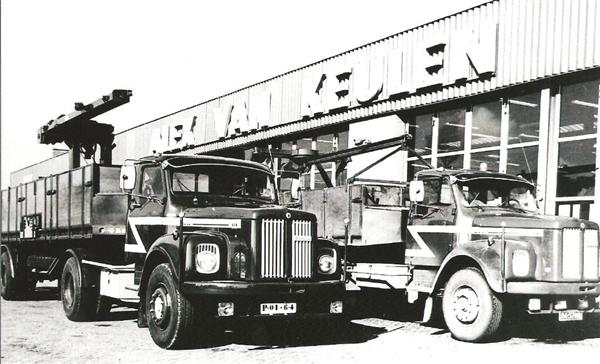 Scania's L111
