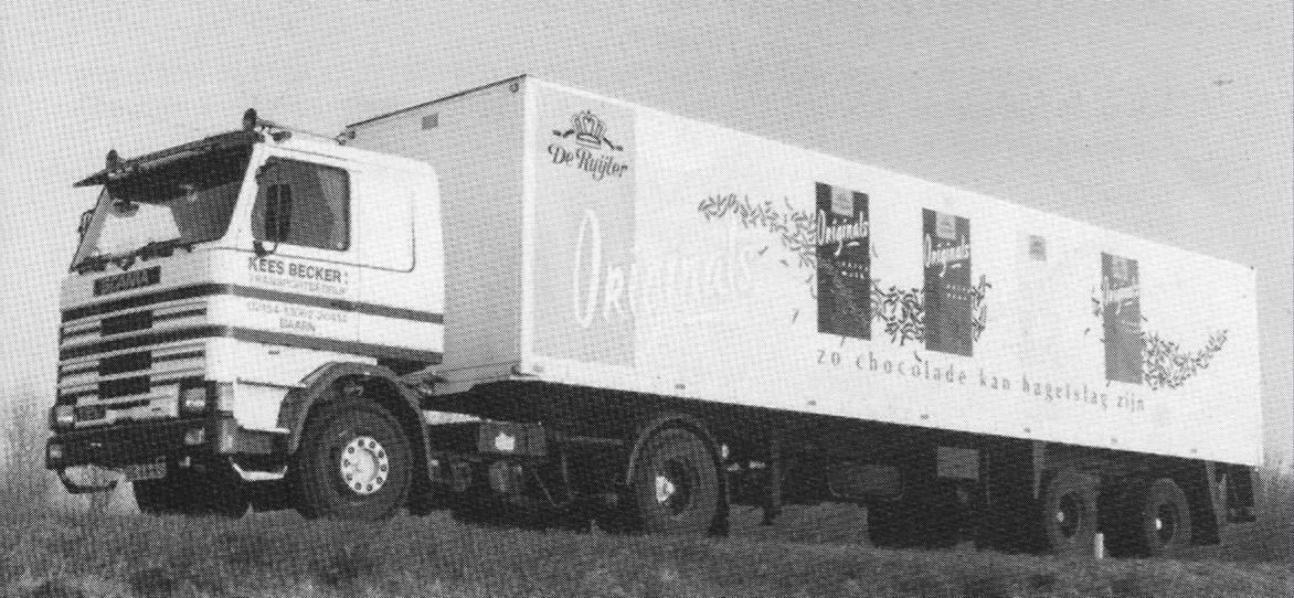Scania R112