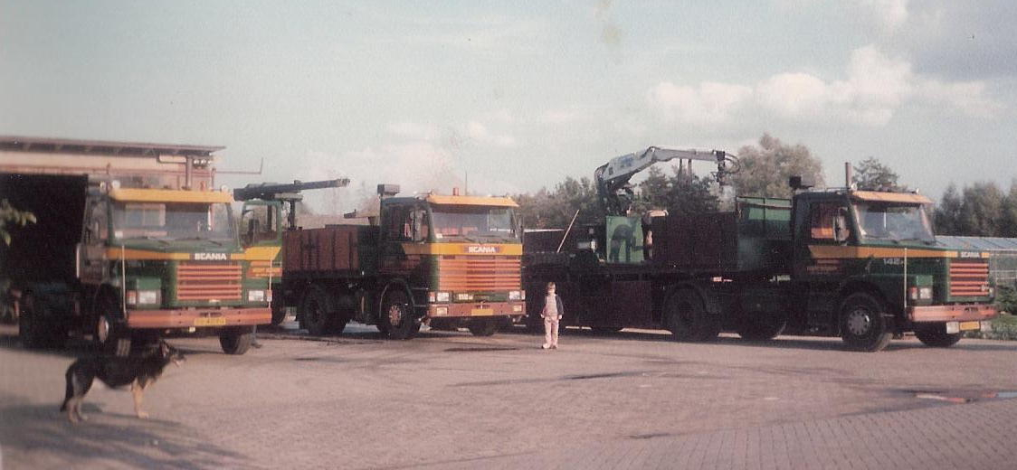 Scania's