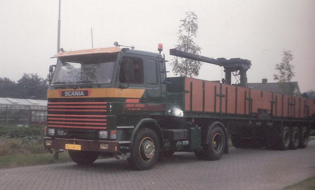 Scania R 112