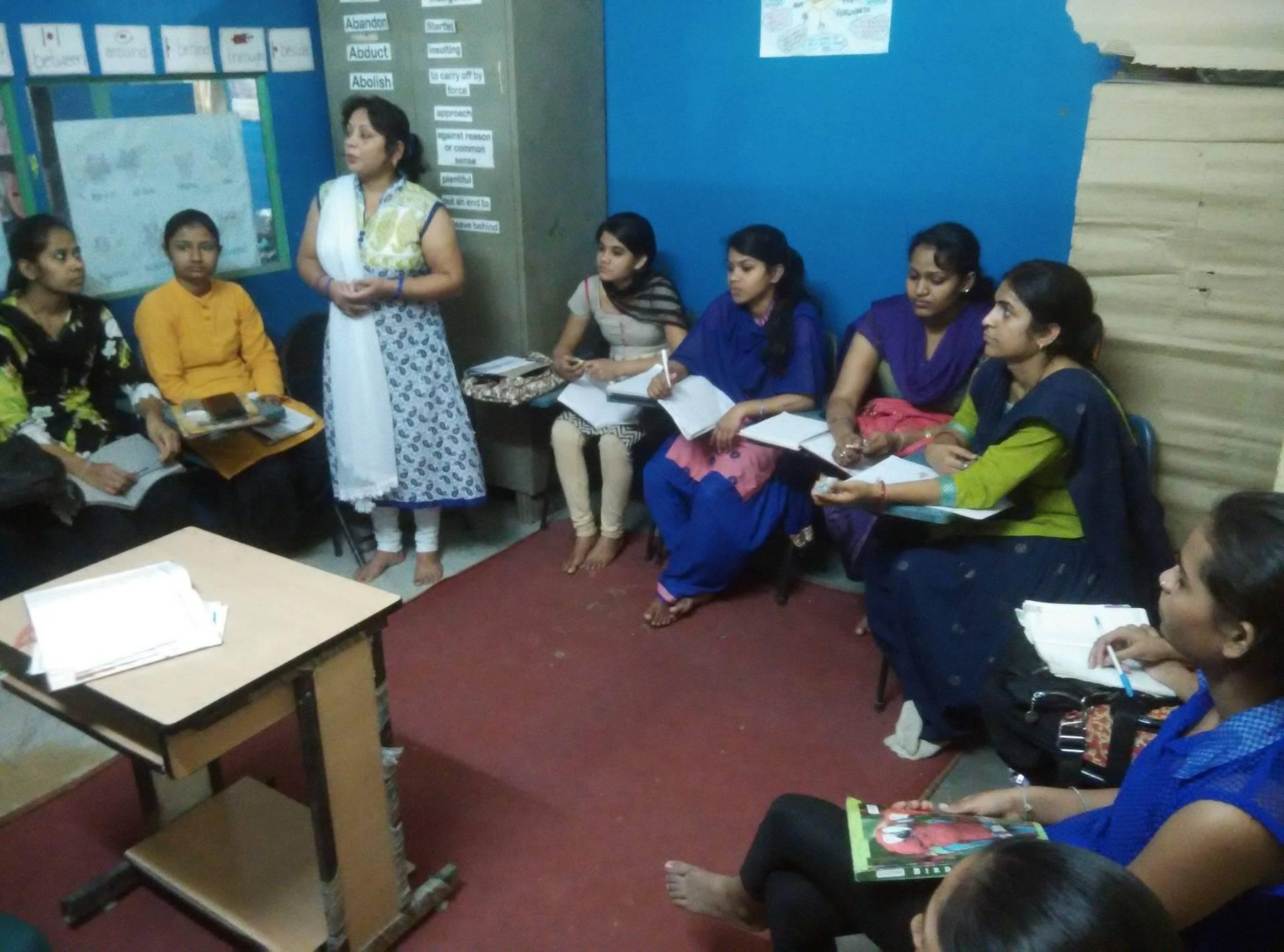 Communication Classes