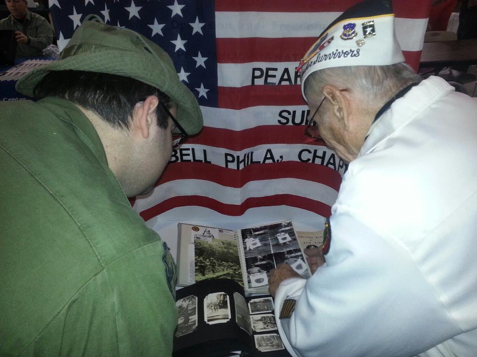 Captain and WWII Hero