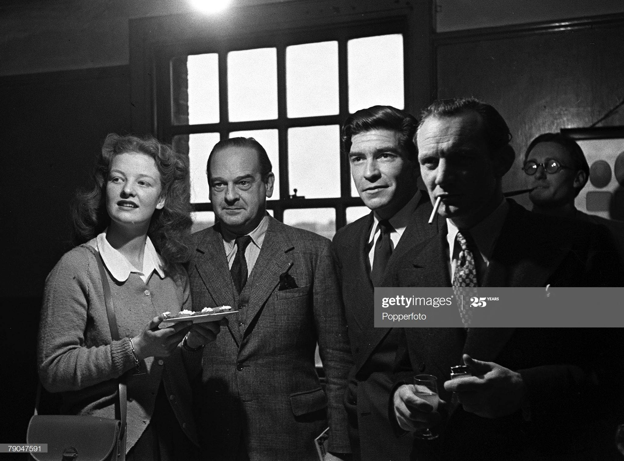 Royal Academy Dramatic Art Party (1948)
