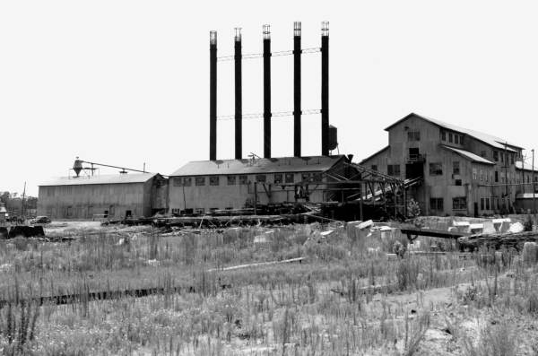 Caryville Saw Mill 1940