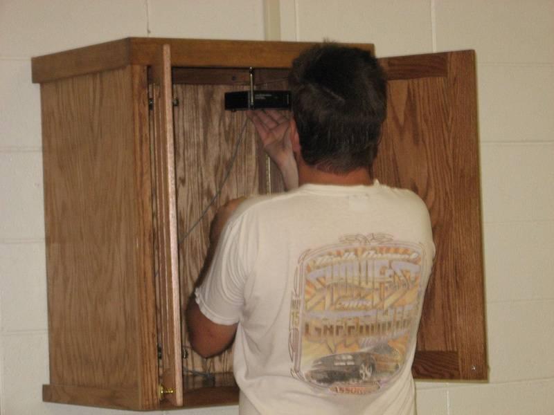 Preparing Wiring