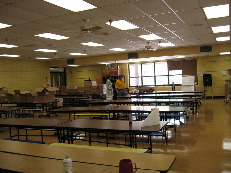 Lakeside Primary Cafeteria
