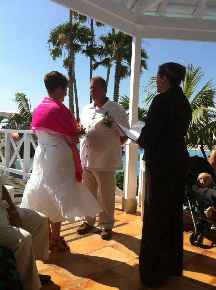 Renewing of vows