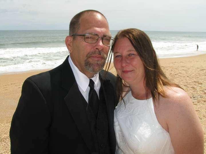 Mr. and Mrs. David Rudd Sr.