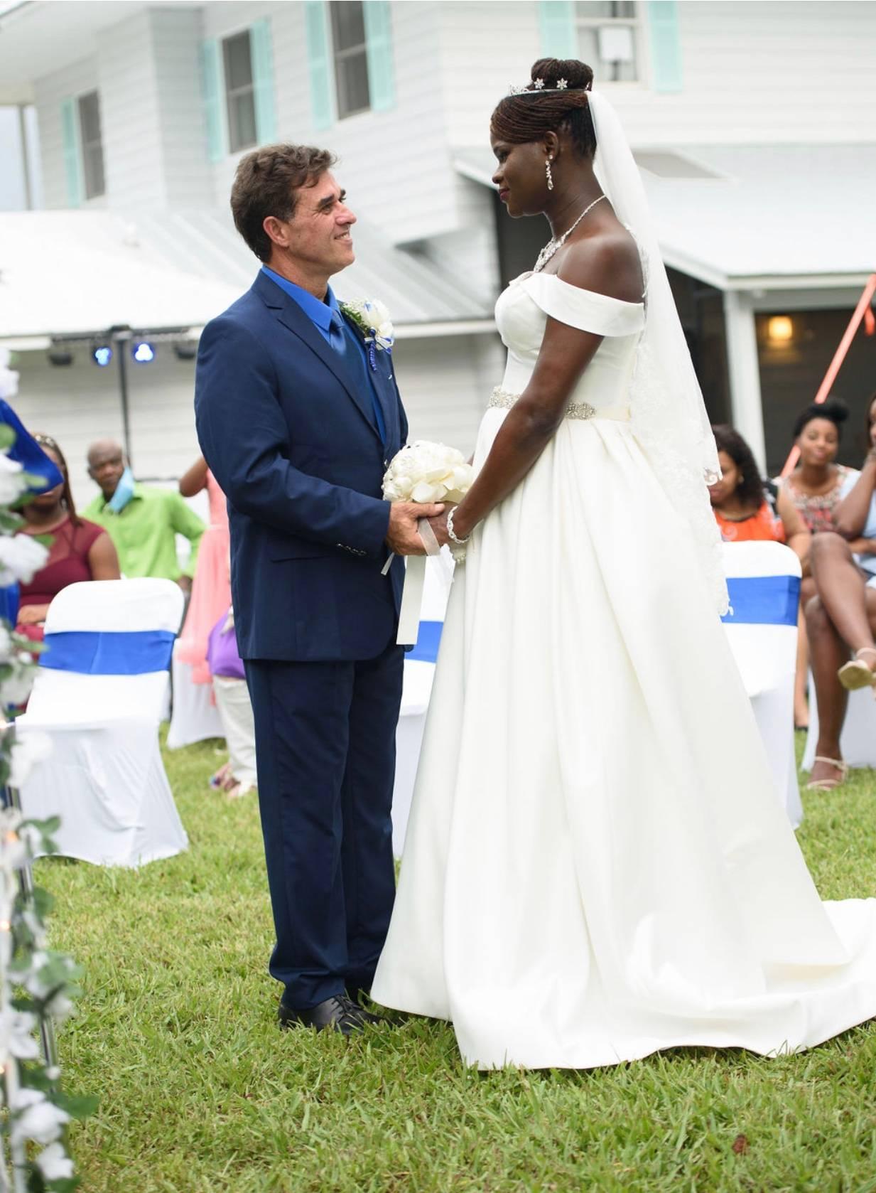 Mr. and Mrs. Santo