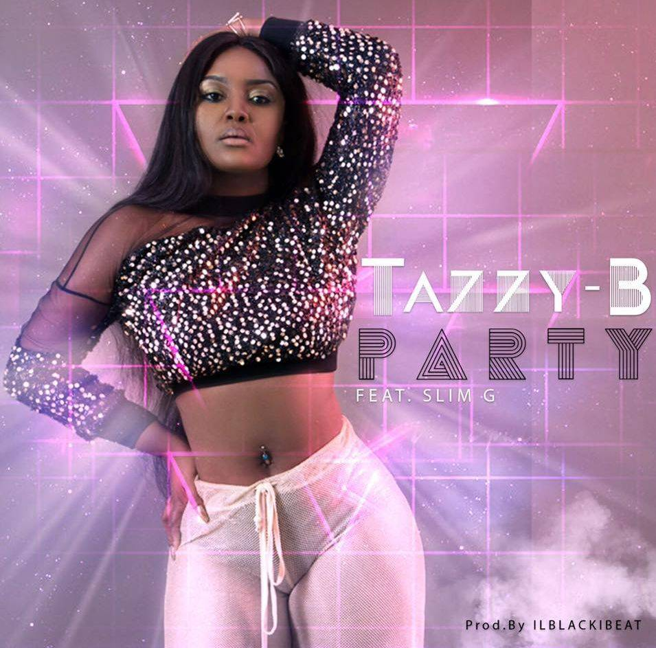 Tazzy B. - Singer, Los Angeles, USA.